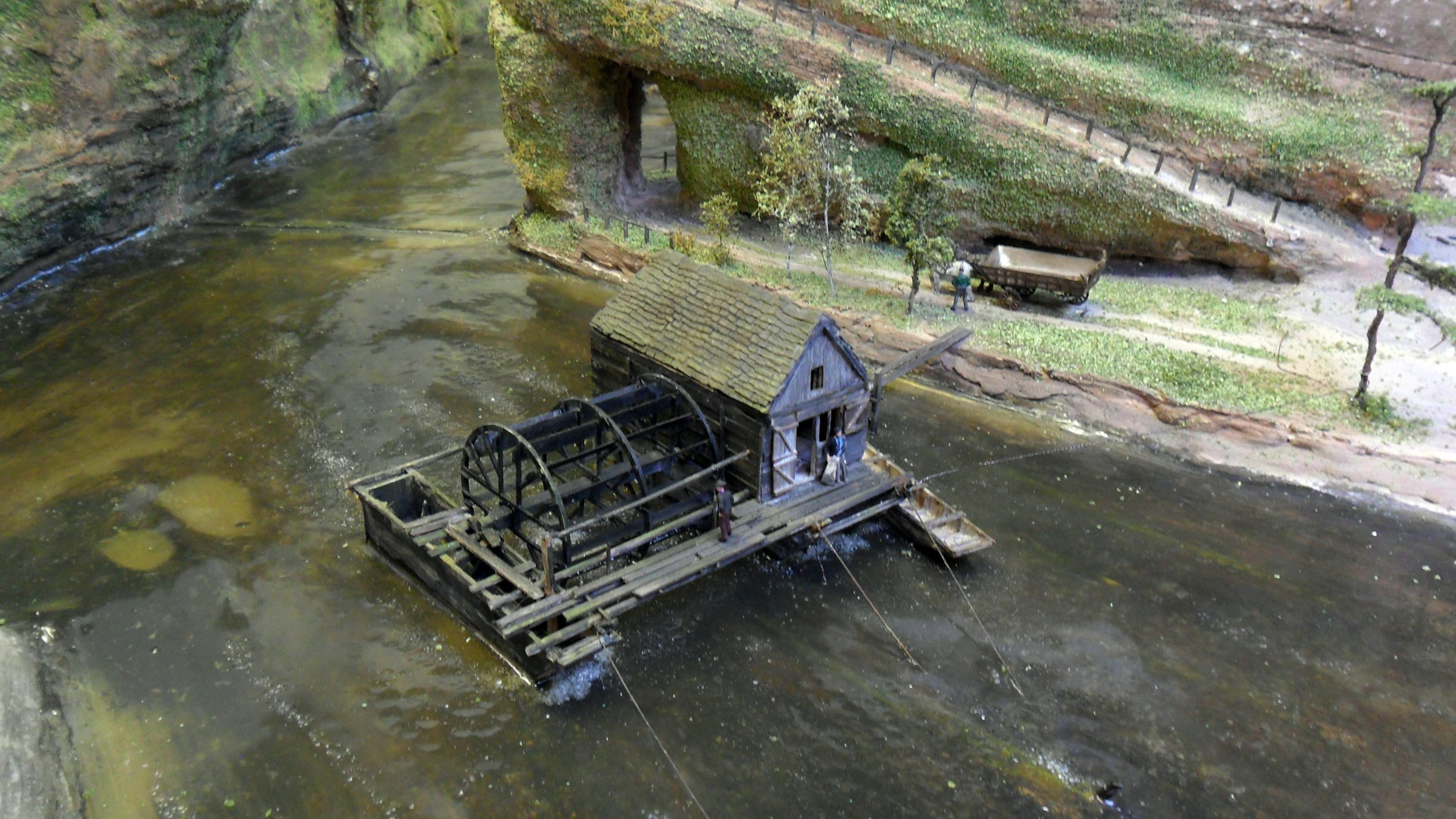 Boat Mill